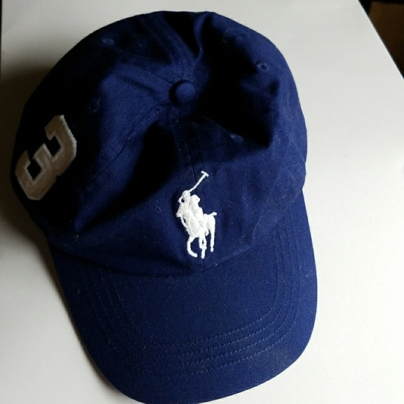Youth Polo Ralph Lauren Ball Cap. M 5a6ceba6a4c485294b9485f7 979bf7370ef6